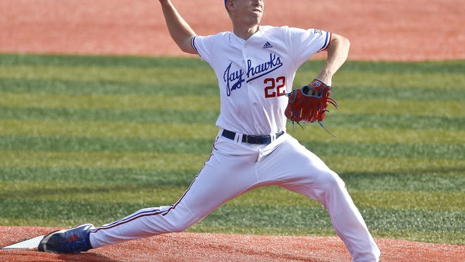 Ryan Zeferjahn was picked No. 92 on The Capital-Journal's list of Shawnee County's Top 125 athletes after a standout pitching career at Seaman and Kansas. Zeferjahn was a third-round draft pick of the Boston Red Sox in 2019.