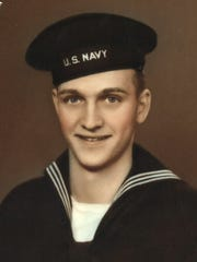 Roy Romes, now 90, joined the Navy during World War