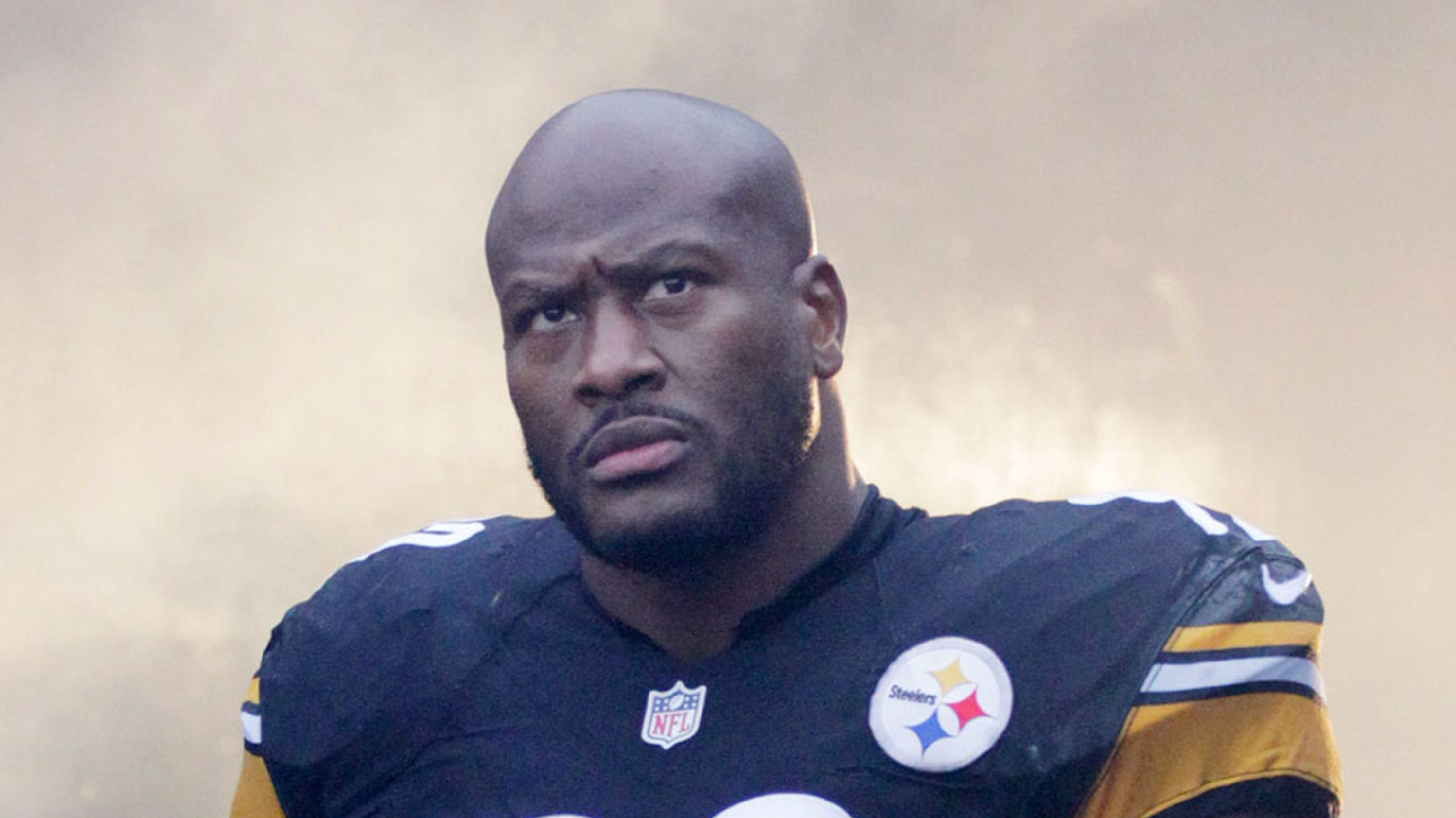 Steelers fans react to james harrison release for The harrison