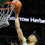 Michigan State basketball gets key contributions from bench to rally