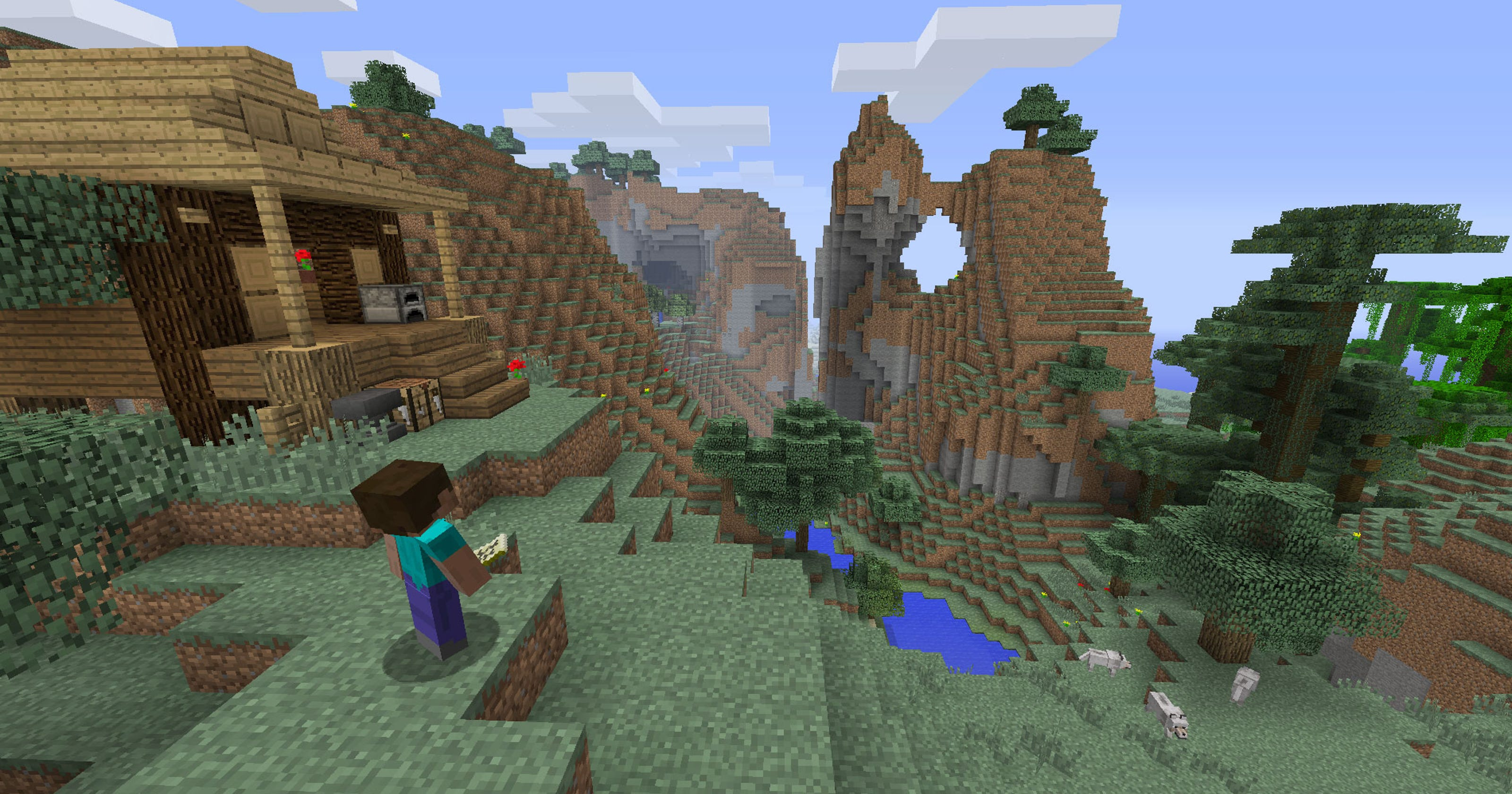 Microsoft to acquire 'Minecraft' maker Mojang for $2 5B