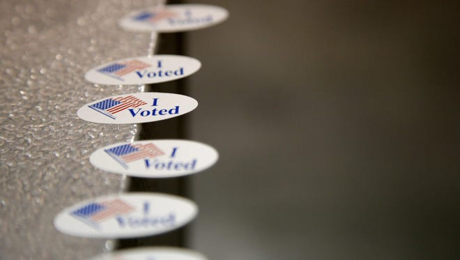 Montana is one of eight states holding a primary election today.