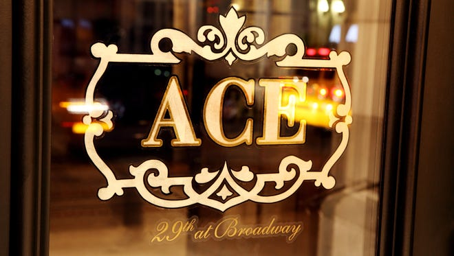 Ace Hotel in New York City.