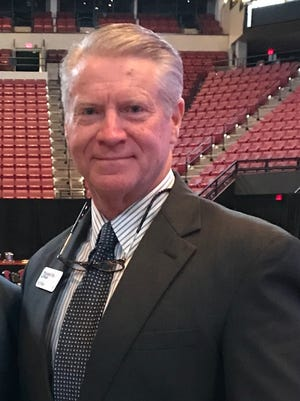 Ed West is chairman of the Big Bend Heart Walk for 2018.