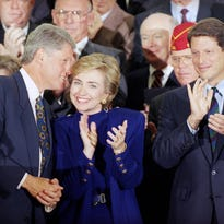 Time to put Clinton Foundation, controlled by Bill and Hillary Clinton, in mothballs