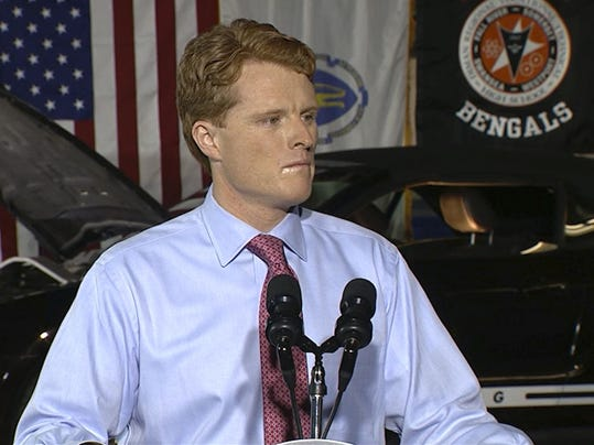 State of Union Kennedy