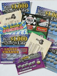 While scratch-off games have their following, the big-money