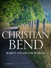 "Karen Spears Zacharias winds up her Appalachian novel trilogy with ""Christian Bend."""