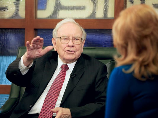 Buffett bets on these 8 stocks for 2015