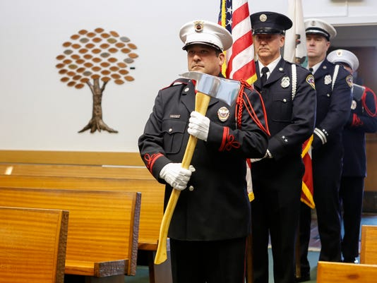 16th Annual Monterey County Firefighter Memorial