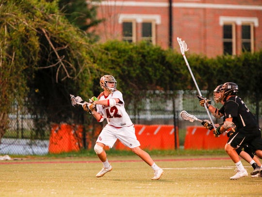 Florida State senior attacker Tucker Schwartz has scored 27 goals and added 14 assists for the Seminoles this season.