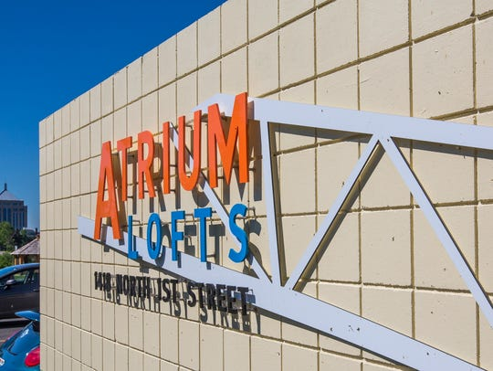 The Atrium Lofts have opened in the old Sav-O Supply