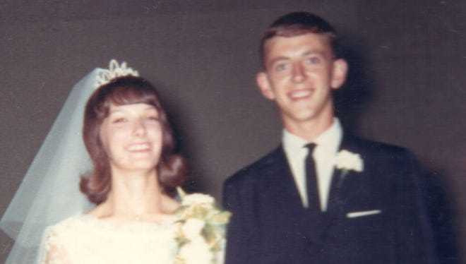 Batt Wedding, July 23, 1966