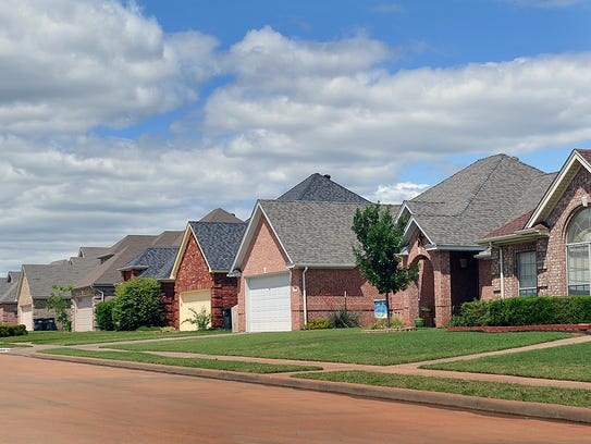 Property values in Wichita County saw a slight increase