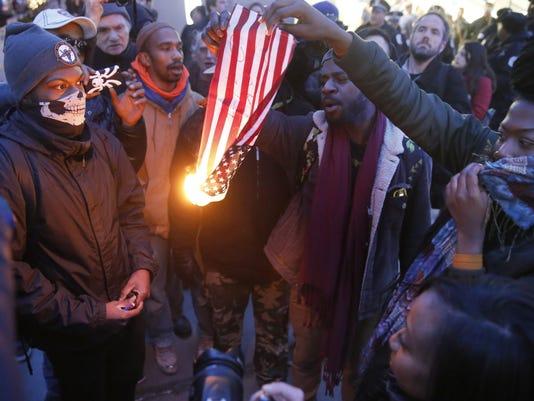 Flag Burning Laws
