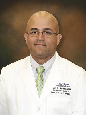 Dr. Jason Nydick