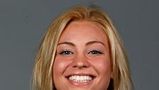 Rutgers junior forward Katie Champion assisted on the game-winning goal against Lafayette