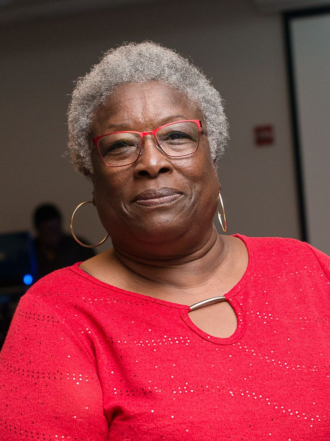 Alberta Wilson, the president and founding chair of the National Congress of Black Women in Brevard.