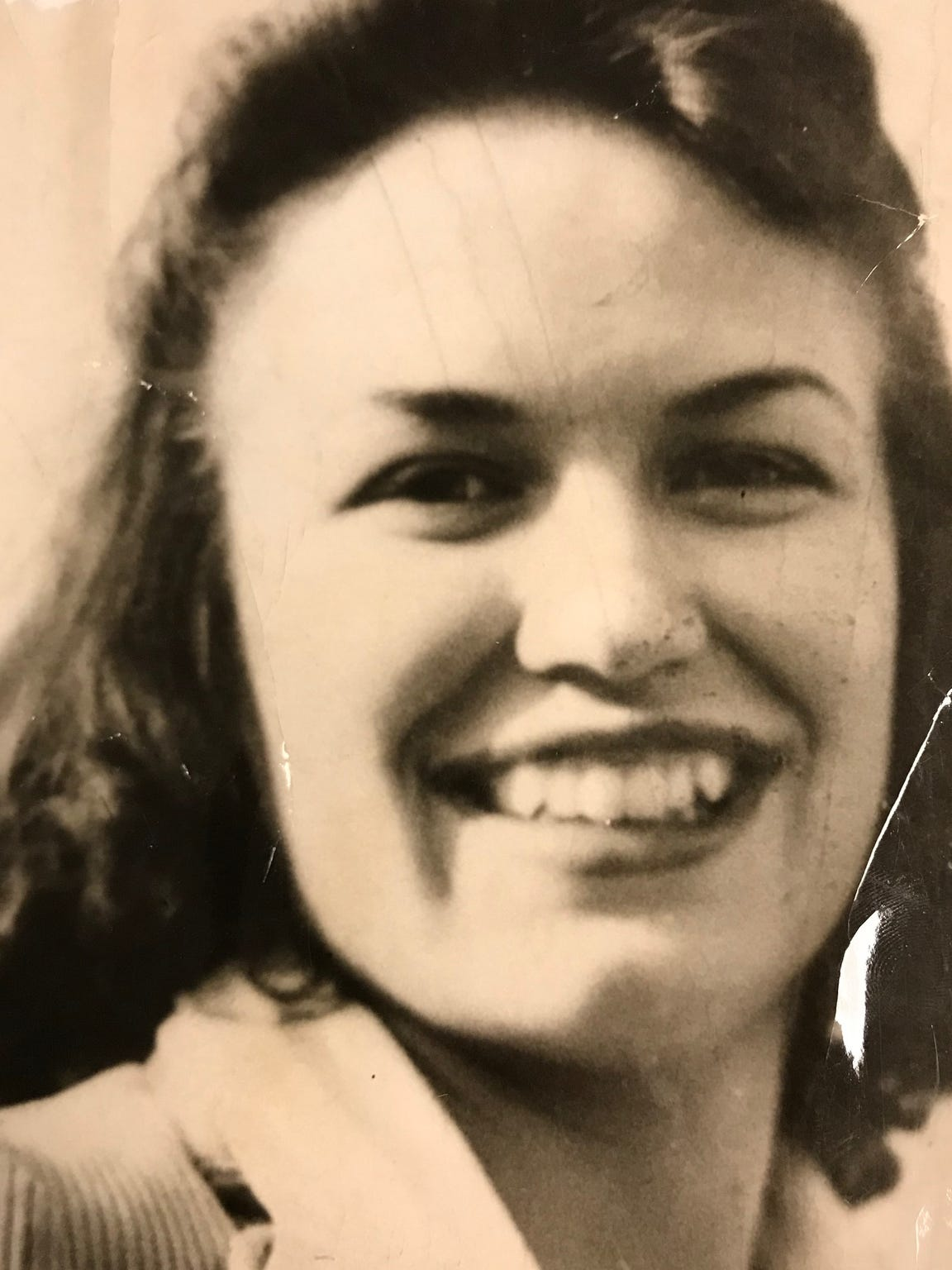 Mary Holland in an undated picture. The 33-year-old woman was Leslie Irvin's first victim. She was shot once in the head on Dec. 2, 1954 at Bellemeade Liquor Store. She was three-months pregnant at the time.