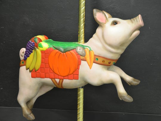 The Findlay Market Pig