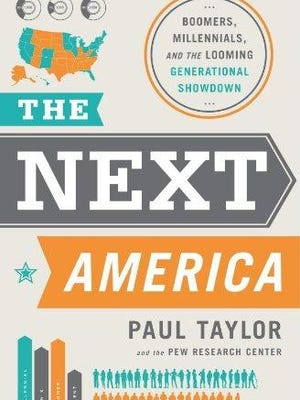 'The Next America' by Paul Taylor.