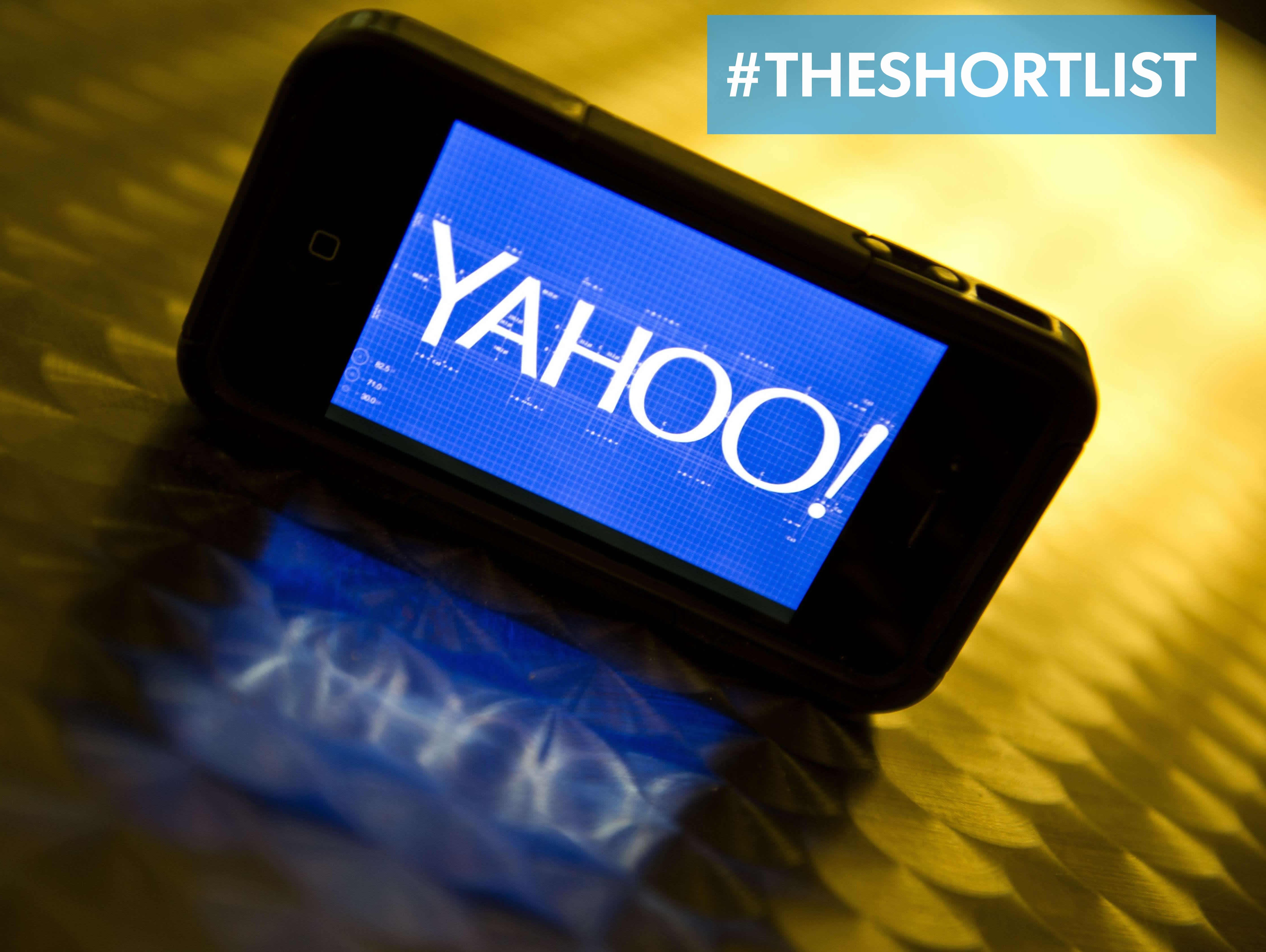 Yahoo's latest numbers are encouraging.