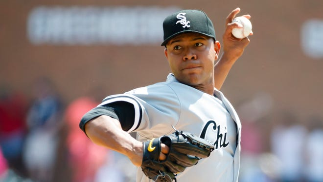 Jose Quintana one of only six big-leaguers to make at least 30 starts and pitch 200 or more innings in each of the last four seasons.