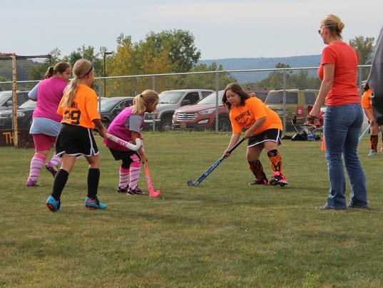 youth program brings field hockey   generation