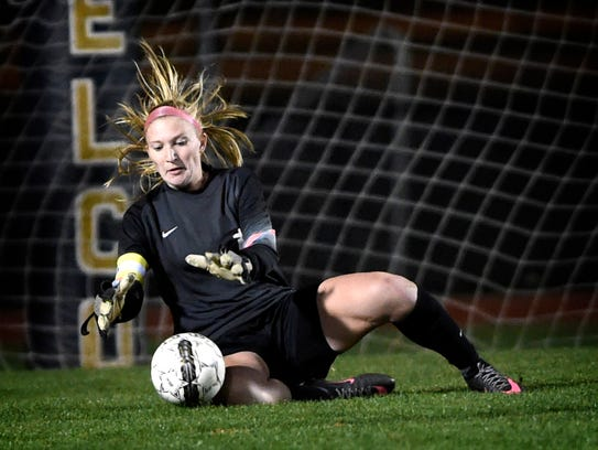 Elco keeper Emma Strickler came up with a number of