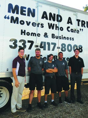Two Men and a Truck is the nation's largest franchised local moving company.