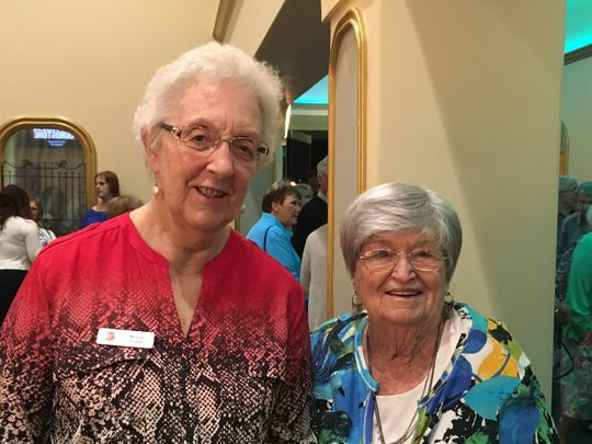 Martin County Salvation Army Women's Auxiliary President