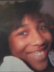 Stoni Blair, who police said was killed by her mother