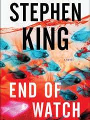 'End of Watch' by Stephen King