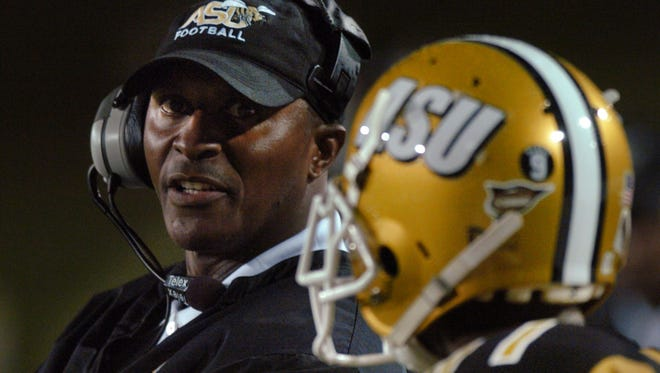 Reggie Barlow, a former ASU player who served as head coach for eight seasons at the school, claims trustees routinely overstepped their boundaries and guaranteed him an extension offered last fall would be approved by the ASU board.