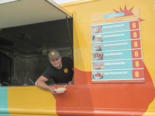Food Truck Vendor
