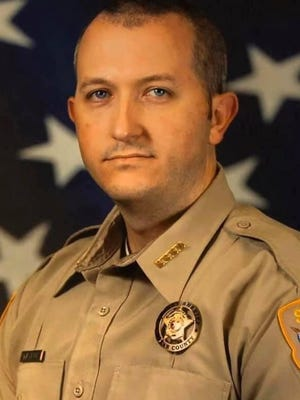 The name of late Deputy Sheriff Jarid D. Taylor, of the Bryan County Sheriff's Office, was recently added to the Oklahoma Law Enforcement Memorial.