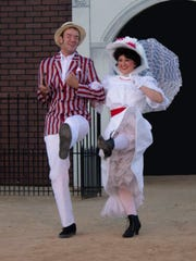 """The Sandstone Productions presentation of """"Mary Poppins"""""""