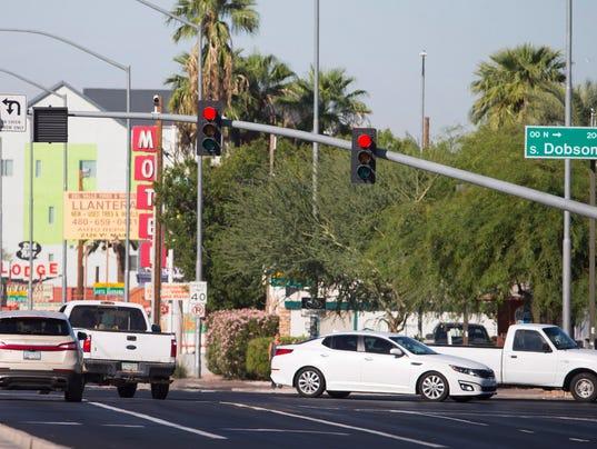 Real-time traffic sensors