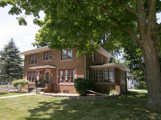 Courtney Atsalakis, who owns this house at 304 S. Walnut St. in Howell, shown Tuesday, June 26, 2018, withdrew her application to house women recovering from drug addiction there. She planned to reapply, but will now have to wait at least a year after the city approved a 1-year moratorium on the acceptance of new group homes.
