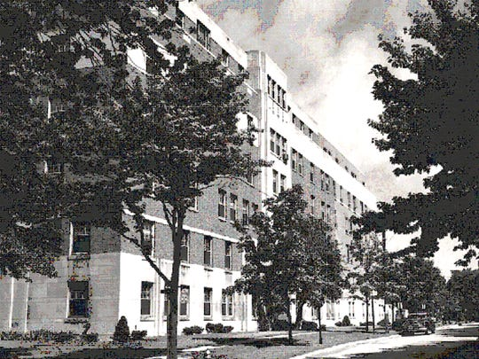 1937 Port Huron Hospital.