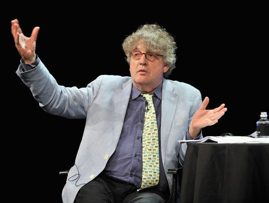 The New Yorker Festival 2014 - The Emerald Isle With Gabriel Byrne, Anne Enright, Colum McCann, And Colm Toibin, Moderated By Paul Muldoon