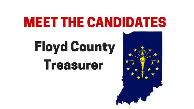 Floyd County Treasurer candidates