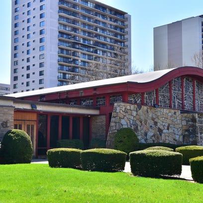 Temple Beth El in Hackensack, NJ.
