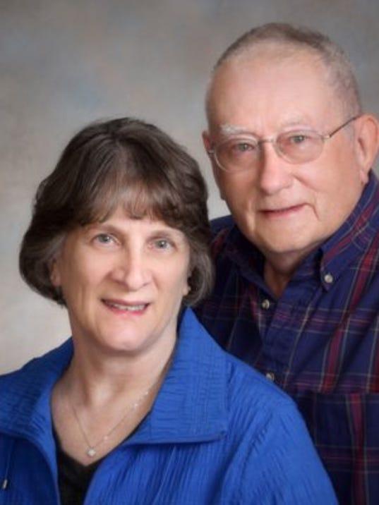 Anniversaries: Michael Blayney & Diane Blayney