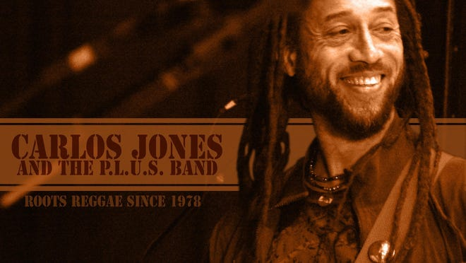 Carlos Jones and the Peace, Love, and Unity Syndicate, which also goes by Carlos Jones and the P.L.U.S. Band, will perform during Massillon Museum's Virtual Island Party.