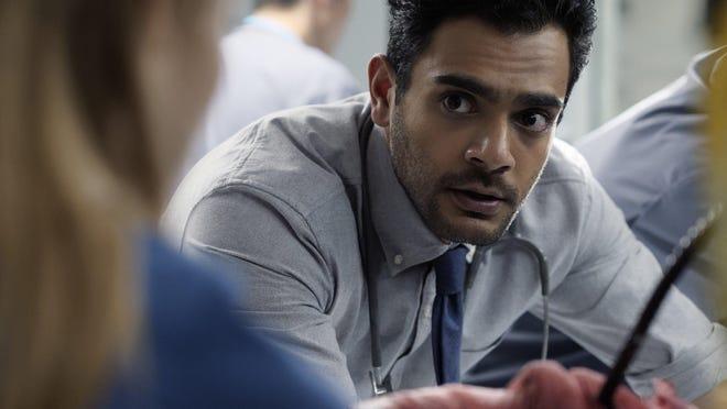 """Hamza Haq stars in """"Transplant"""""""