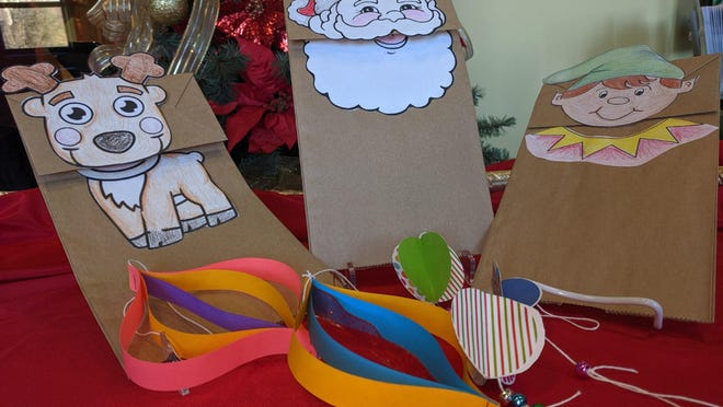 The Smoky Hill Museum is offering free craft kits to community members through Saturday, Dec. 19.