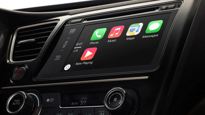 Apple's CarPlay is designed to be a better way to access your iPhone in your vehicle.