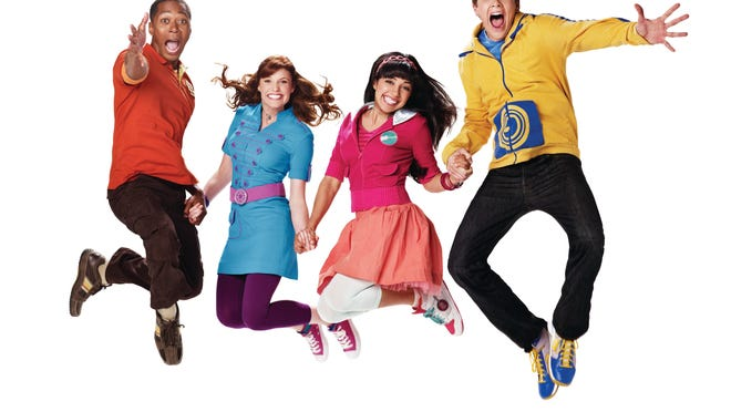 """The Fresh Beat Band will give kids a chance to see their favorite rock stars live in concert. """"Fresh Beat Band Greatest Hits Live"""" will be center stage at the King Center on Nov. 5."""