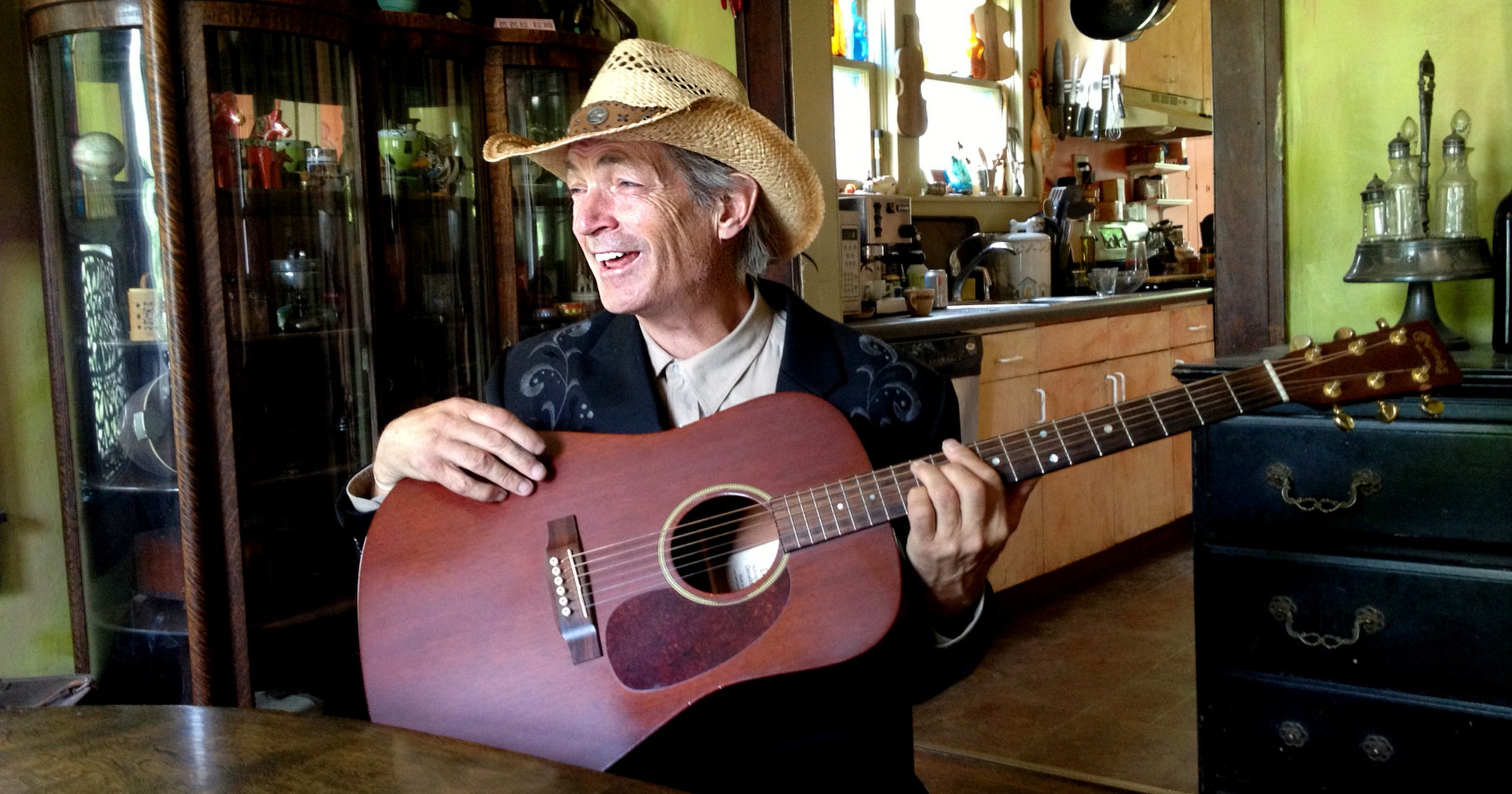 Doug Seegers Goes From Street Singer To Global Superstar